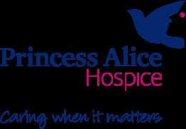 Princess Alice Hospice, Esher - logo